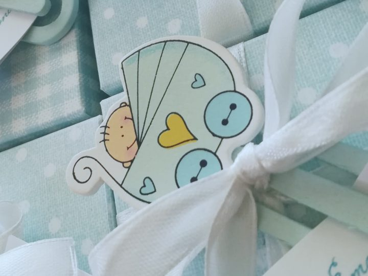 Sacchetti portaconfetti nascita: come celebrare il tuo bimbo
