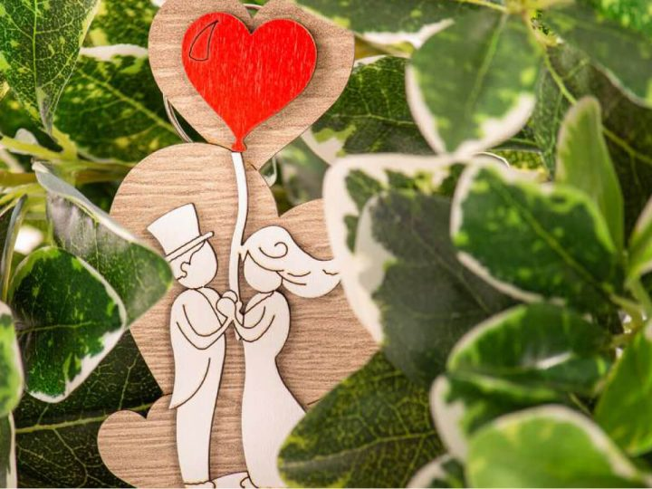 Bomboniere solidali matrimonio: il vostro Cuorematto d'amore